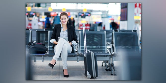 Flughafentransfer zum Ärztekongress