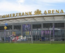 Commerzbank-Arena | Flughafentransfer | City Car Airport | Flughafentransfer Frankfurt am Main