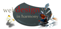webdesign in harmony | creative network design