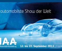 IAA 2013 Frankfurt am Main
