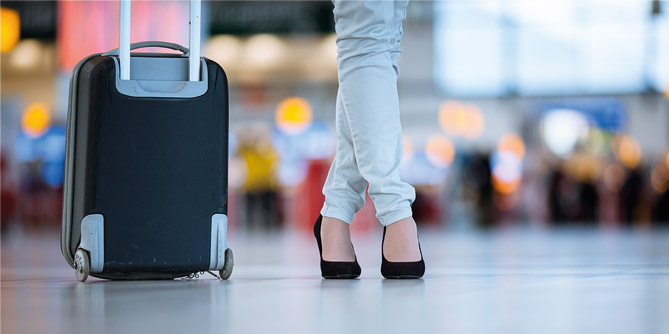 Ihr Flughafentransfer für Frankfurt